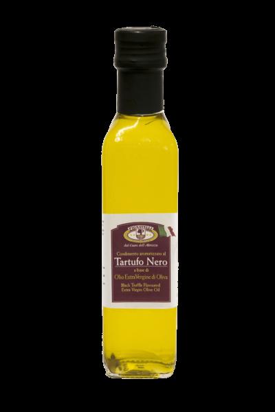 Olio al tartufo nero Pignatelli
