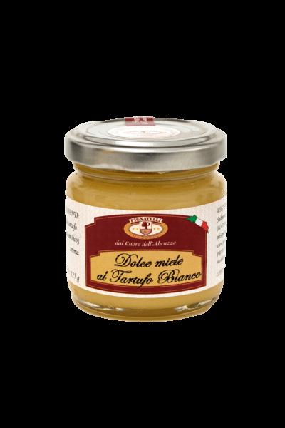 Dolce miele al tartufo bianco Pignatelli tartufi