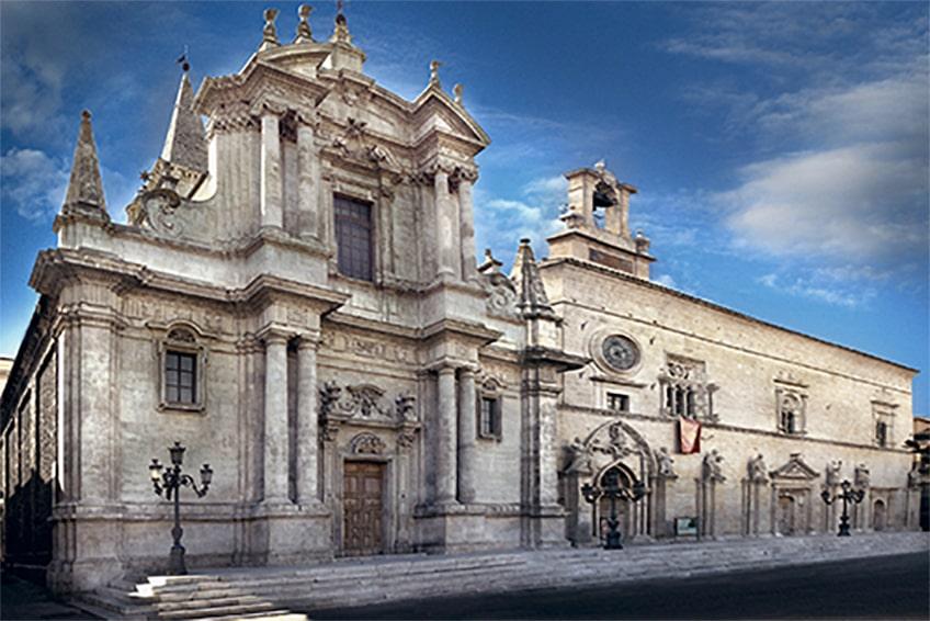 Abruzzo, Sulmona - Complesso dell'Annunziata, Centro storico Sulmona (AQ)